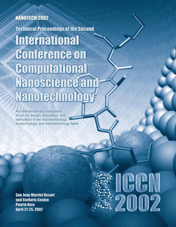 Technical Proceedings of the 2002 International Conference on Computational Nanoscience and Nanotechnology