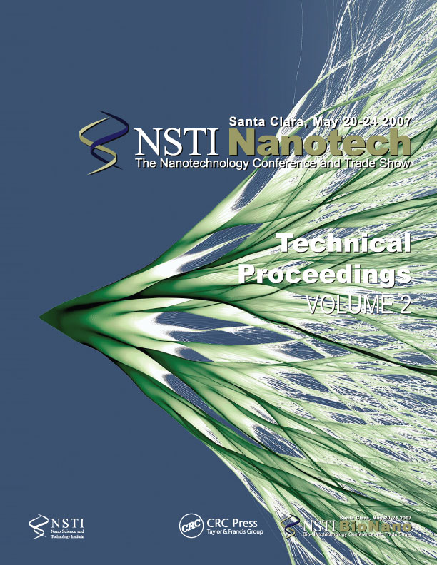 Technical Proceedings of the 2007 NSTI Nanotechnology Conference and Trade Show, Volume 2