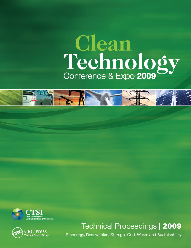 Technical Proceedings of the 2009 Clean Technology Conference and Trade Show