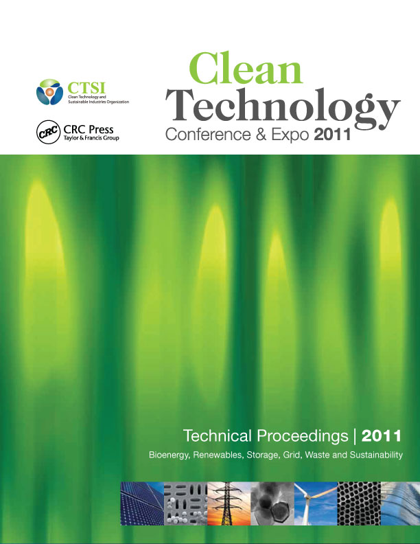 Technical Proceedings of the 2011 Clean Technology Conference and Trade Show