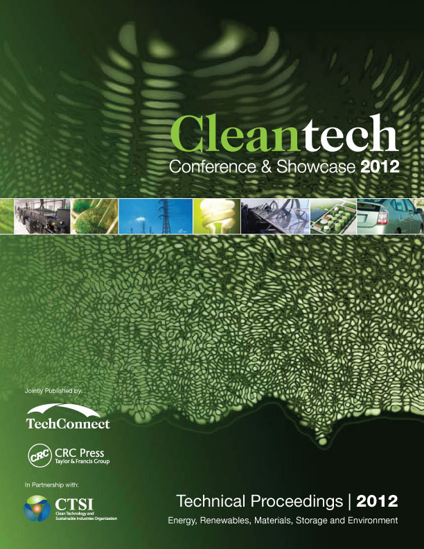 Technical Proceedings of the 2012 Clean Technology Conference and Trade Show