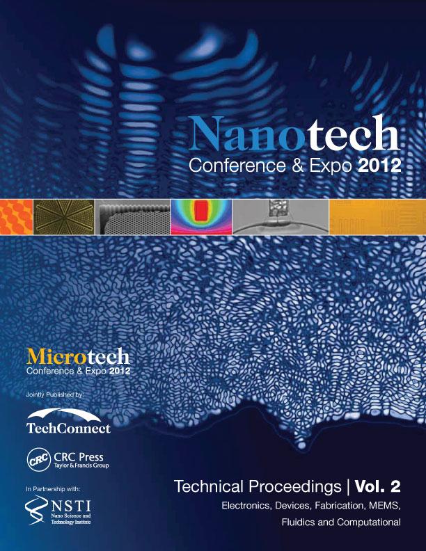 Nanotechnology 2012: Electronics, Devices, Fabrication, MEMS, Fluidics and Computational (Volume 2)