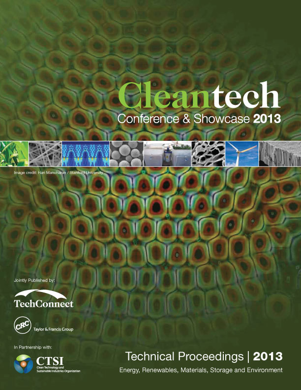 Technical Proceedings of the 2013 Clean Technology Conference and Trade Show