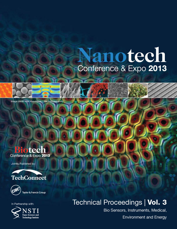 Nanotechnology 2013: Electronics, Devices, Fabrication, MEMS, Fluidics and Computational (Volume 2)