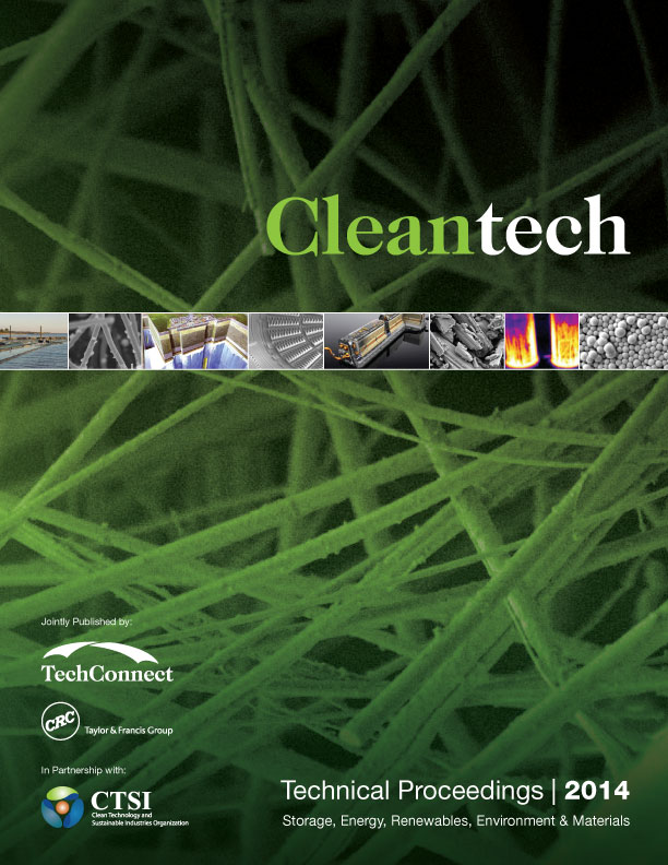 Technical Proceedings of the 2014 Clean Technology Conference and Trade Show
